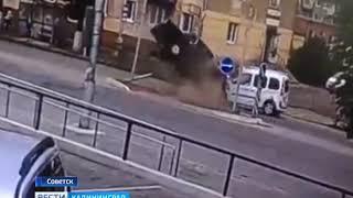 Стали известны подробности аварии в Советске