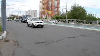 Участок около перекрестка ул. Терешковой - ул. Рыбаковская