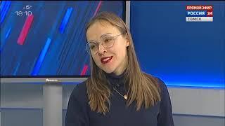 Интервью. Евгения Михина, Лариса Матвеева