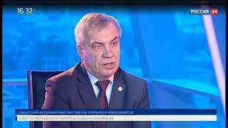 Президент поддержал планы развития новосибирского госуниверситета и физматшколы