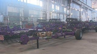 Волжское предприятие обеспечивает сельхозтехникой аграриев всей России