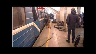 - Big NewsСК предъявил новые обвинения подозреваемым в совершении теракта в метро Петербурга