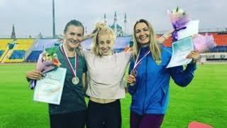Череповецкие легкоатлеты завоевали 5 медалей на чемпионате России