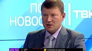 В программе ТВК «После новостей» Сергей Ерёмин