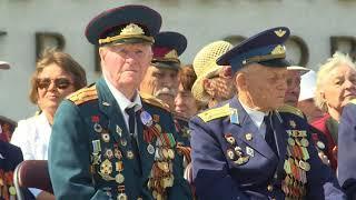 День Победы в Рязани. Информационный сюжет