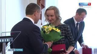 Михаил Бабич вручил государственные награды жителям округа