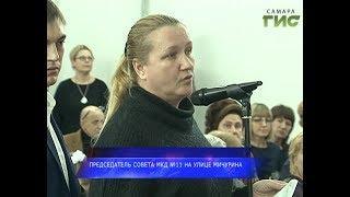 Глава города Елена Лапушкина встретилась с жителями Ленинского района и ответила на их вопросы