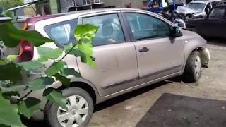 Срочный выкуп авто ! Выкупили Nissan Note 2011 год 1.4 мкпп после ДТП
