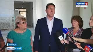 Семь миллионов рублей потратят на капитальный ремонт барнаульской школы