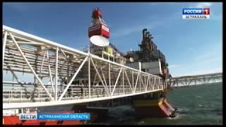 Астраханская область первая в рейтинге ЮФО по индексу промышленного производства