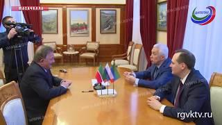 Глава региона провел встречу с президентом Болгарской исламской академии