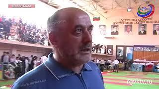 В Махачкале прошло открытое первенство по карате