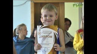 В Самаре прошли 4-е городские соревнования по прыжкам на батуте среди детей