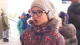 Для кировских школьников в каникулы организовали лагерь ЮИД(ГТРК Вятка)