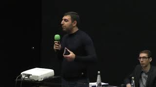 Выступление Курегяна