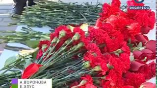 Пензенские активисты создали мемориал в память о погибших в Керчи