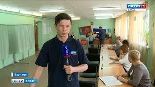 Видеонаблюдение установили на 741 избирательном участке Алтайского края