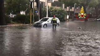 Дожди затопили юг Италии