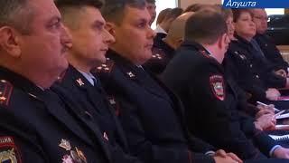 Министр внутренних дел Крыма ответил на вопросы алуштинцев
