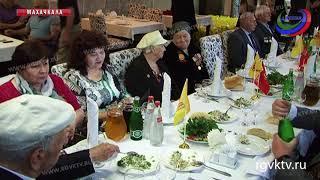 С праздником Победы ветеранов поздравили члены фракции «Справедливая Россия»