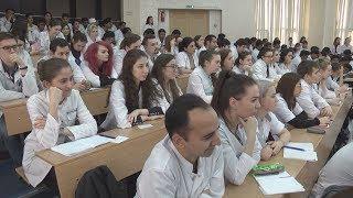 Ставропольский государственный медицинский университет отметил 80-летний юбилей.