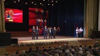 Не расстанусь с комсомолом: в Мордовии отметили вековой юбилей ВЛКСМ