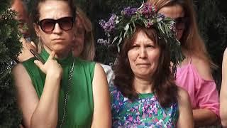 Воспитанники Алых парусов продолжают традиции древнего праздника