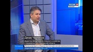 РОССИЯ 24 ИВАНОВО ВЕСТИ ИНТЕРВЬЮ ЧЕРКЕСОВ Д Л