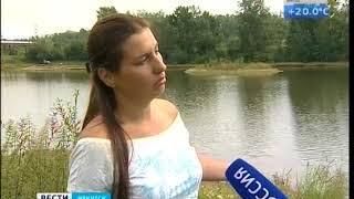 Иркутянку наградят за спасение тонущей девочки