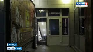 В Барнауле напали с ножом на мужчину