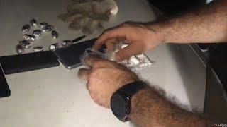 В Волжском задержана группа закладчиков наркотиков