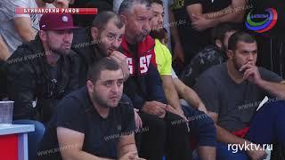 В Буйнакском районе завершился Всероссийский турнир по вольной борьбе