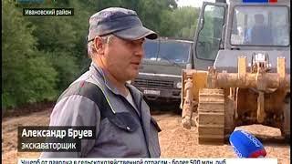 В Ивановском районе реконструируют трассы и сельские улицы