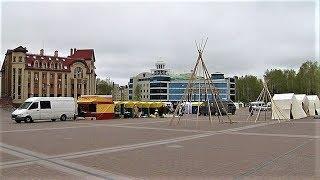 Сильный ветер внёс изменения в работу Форума коренных народов мира в Югре