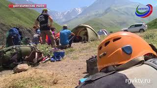Дагестанские спасатели - победители фестиваля экстремального туризма «Ярыдаг-2018»
