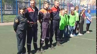 """Молодые спортсмены продемонстрировали ловкость на соревнованиях лагеря """"Туриада"""""""