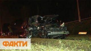 Смертельное ДТП в Одессе: как задерживали водителя и что ему грозит