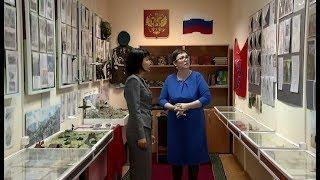 Школьники Белоярского оцифровали музей Боевой Славы