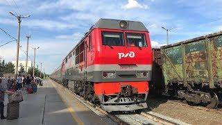Югорские железнодорожники отметили профессиональный праздник