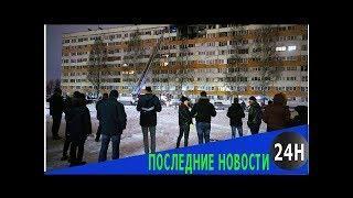 В подъезде жилого дома на юге санкт-петербурга произошел взрыв