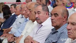 В Магарамкентском районе отметили юбилей российской полиции