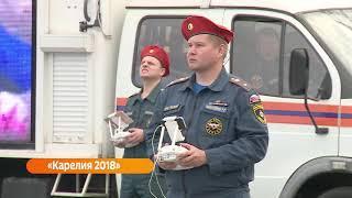 Анонс Учения энергетиков в Петрозаводске