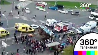 Оперативники сообщили новые подробности аварии в Санкт-Петербурге - ANews