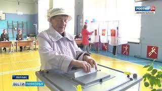 Муниципальных депутатов сегодня выбирают в Котласе