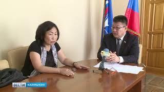 Состоялся прием граждан депутатом государственной думы Батором Адучиевым