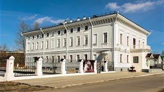 В Тобольске можно побывать в музее семьи Николая II