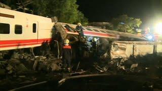 Тайвань: число жертв катастрофы растет