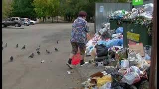 Из челябинских дворов продолжают вывозить тонны отходов