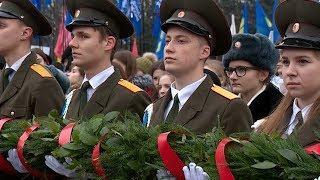 Эстафета Победы: 75 лет со дня освобождения от немецких захватчиков отмечает Краснодар