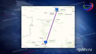 Дорожные службы Дагестана расширяют дорогу из Кидеро в Агвали